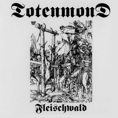 Totenmond - Fleischwald (CD, used)