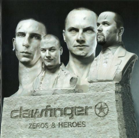 Clawfinger - Zeros & Heroes (CD, used)