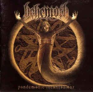 Behemoth - Pandemonic Incantations (CD, new)
