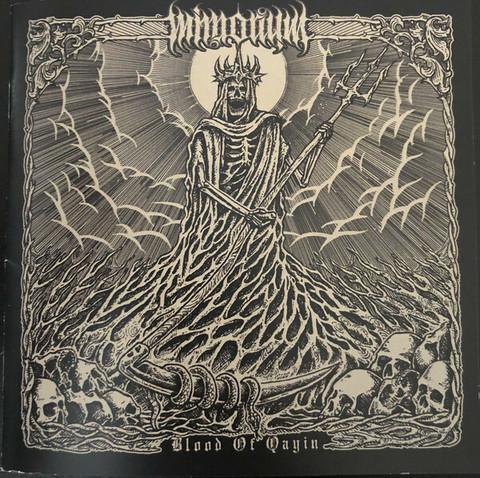 Mimorium - Blood Of Qayin (CD, new)