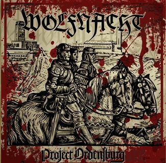 Wolfnacht Project Ordensburg (CD new)