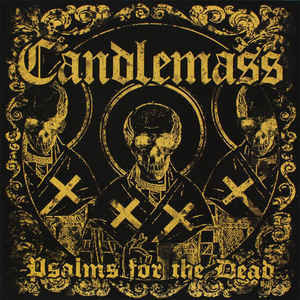 Candlemass - Psalms For The Dead (CD +DVD new)