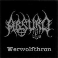 Absurd - Werwolfthron (CD uusi)