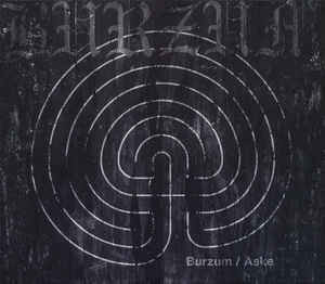 BURZUM - Aske/Burzum( CD new)