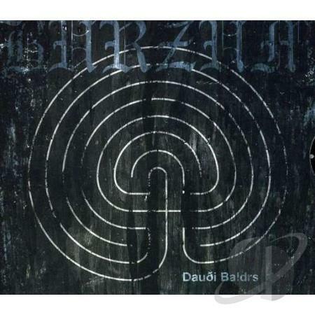 Burzum - Daudi Baldrs( CD new)
