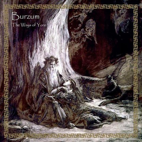 Burzum - The Ways Of Yore (CD, new)