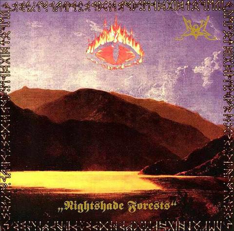 Summoning - Nightshade Forests (CD new)