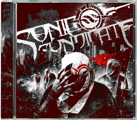 Sonic Syndicate - Nuclear Blast (CD, used)