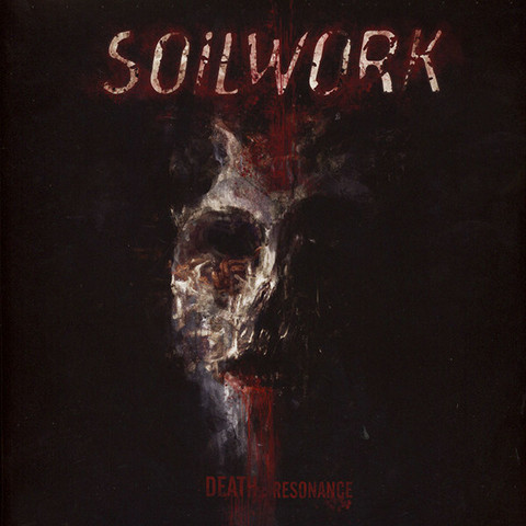 Soilwork - Death Resonance (CD, used)