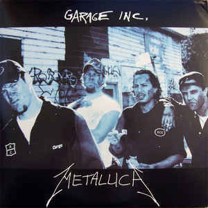Metallica - Garage Inc. (cd, used)