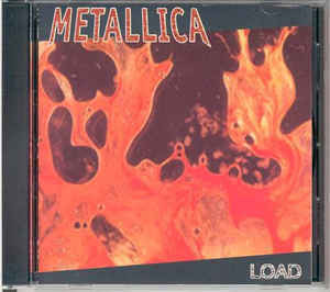Metallica - Load (CD, used)