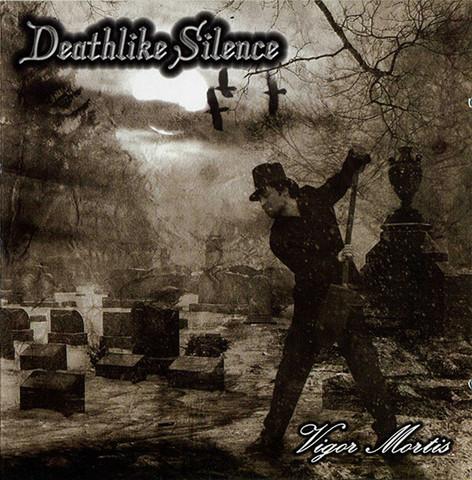 Deathlike Silence - Vigor Mortis (CD, käytetty)