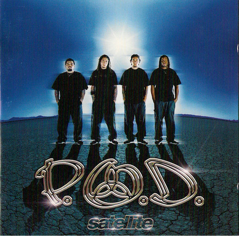 P.O.D. - Satellite(CD, used)