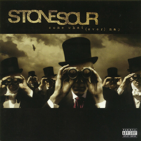Stone Sour - Come What(ever) May (CD, used)