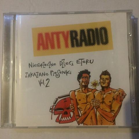 Antyradio - Niegrzeczne Dzieci.... (CD, used)