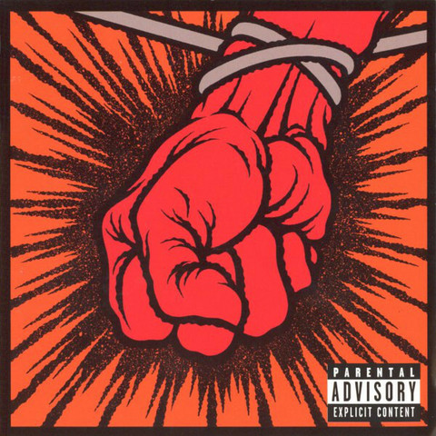 Metallica - St. Anger (CD+DVD, used)