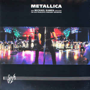 Metallica - S&M (2CD, used)
