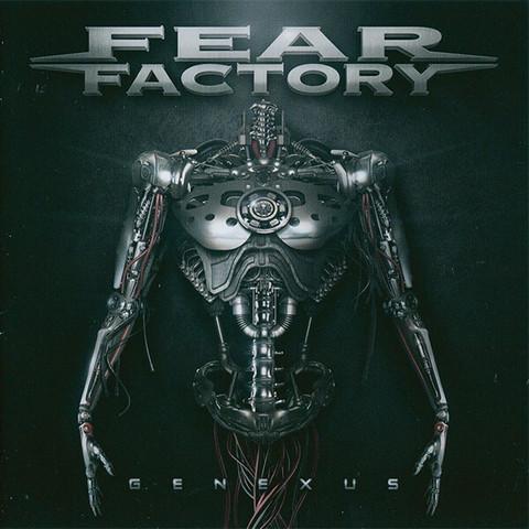 Fear Factory - Genexus (CD, used)