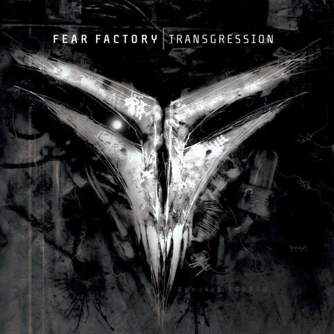 Fear Factory - Transgression (CD+DVD, used)