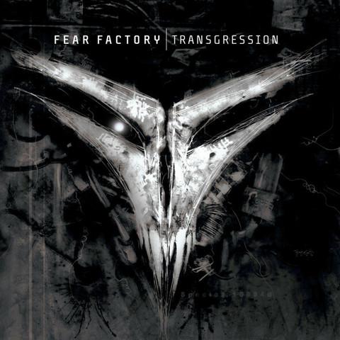 Fear Factory - Transgression (CD+DVD, käytetty)