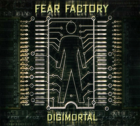 Fear Factory - Digimortal (CD, used)