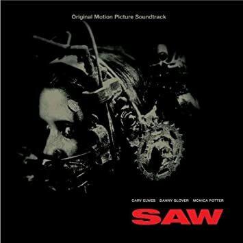Saw - Original motionpicture soundtrack (CD, käytetty)