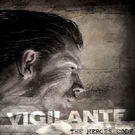 Vigilante - The Heroes' Code (CD, used)