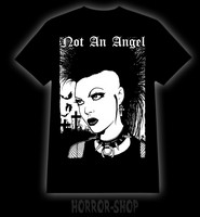 Not An Angel - T-shirt and LadyFit