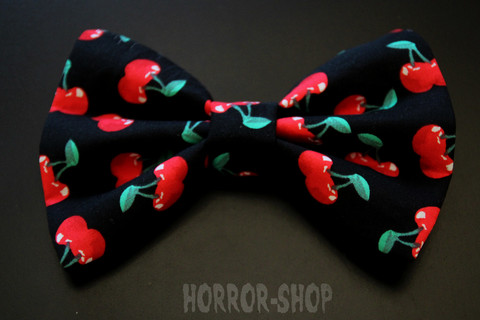 Hair decoration,  Cherry Black