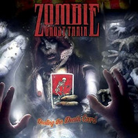 Zombie Ghost Train - Dealing The Death Card (CD käytetty)
