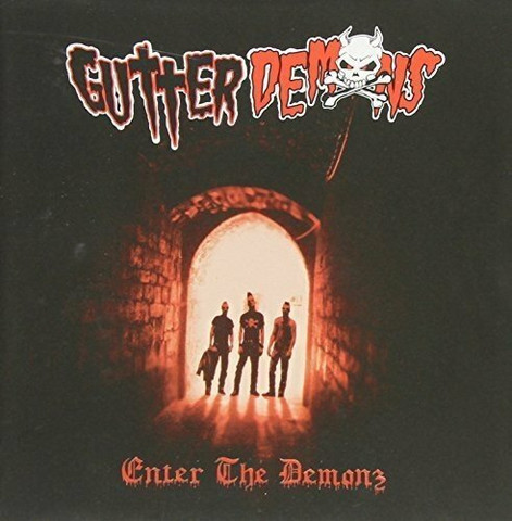 GUTTER DEMONS - Enter the Demonz (CD Used)
