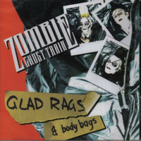 Zombie Ghost Train - Glad Rags & Body Bags (CD, käytetty)