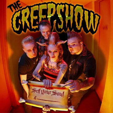 The Creepshow - Sell Your Soul (CD, käytetty)