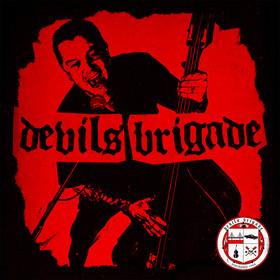 Devil's Brigade – Self Titled (CD, used)