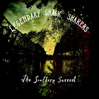 Legendary Shack Shakers - The Southern Surreal (CD, käytetty)