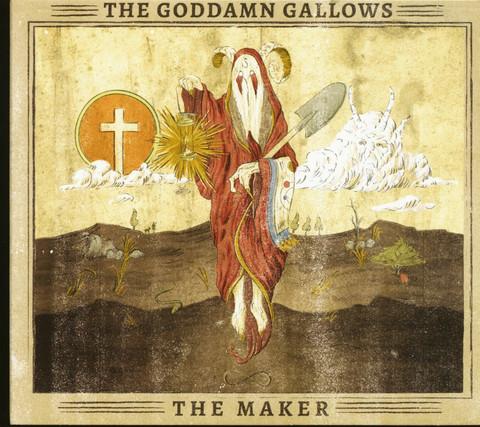 Goddamn Gallows – The Maker (CD, käytetty)