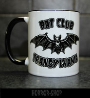 Bat Club Transylvania -mug