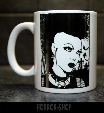 Not An Angel  -mug