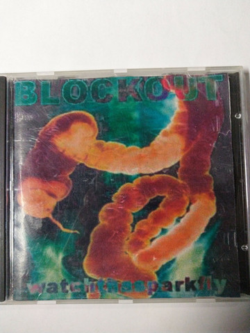 Blockout - Watch tha spark fly (CD, used)