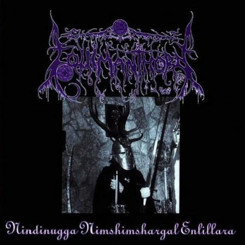 Equimanthorn - Nindinugga Nimshimshargal Enlillara (CD, uusi)