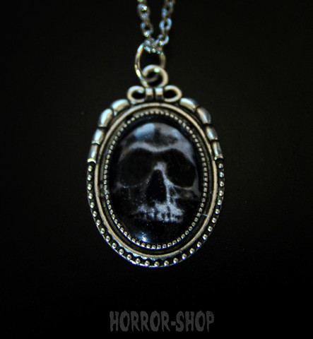 And the darkness surrounds us Necklace