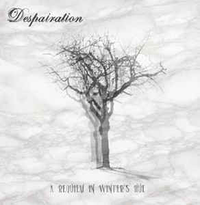 Despairation - A Requiem In Winter's Hue (CD, käytetty)