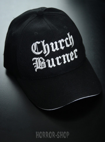 Church Burner -cap