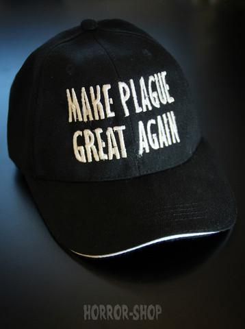 Make plague great again .cap