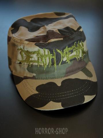 Death Metal -army cap