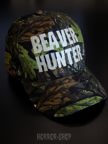 Beaver hunter cap