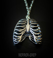 No heart Necklace