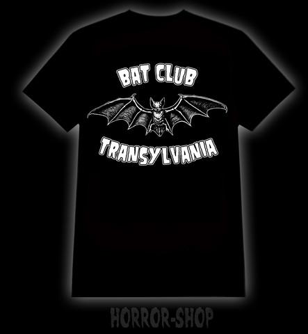 Bat Club Transilvania, T-shirt, tanktop and Ladyfit