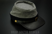 CS Virginia Cavalry Kepi
