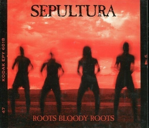 Sepultura - Roots Bloody Roots (used)